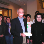 Beautiful Foundation grants $6000 to the Santa Clara Library Foundation & Friends