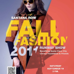 Santana Row fashion Show to Benefit SCCLFF
