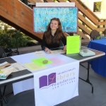 Recruiting Volunteers at Foothill College