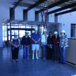 Lead Volunteers Visit the Northside Library