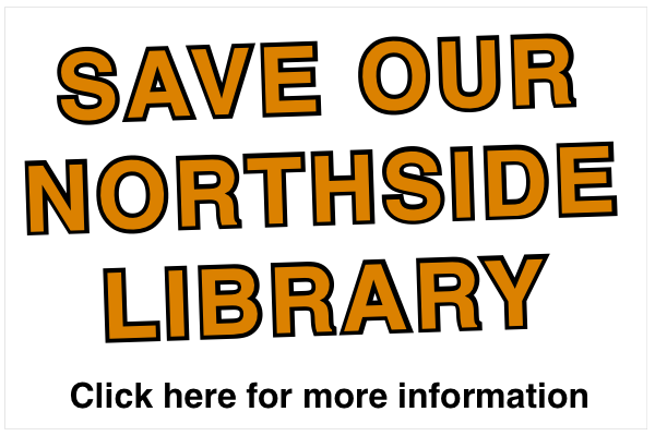 Save The Library!