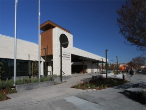 The Santa Clara City Northside Branch library.