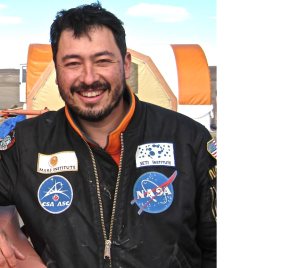 Author & NASA Scientist Pascal Lee